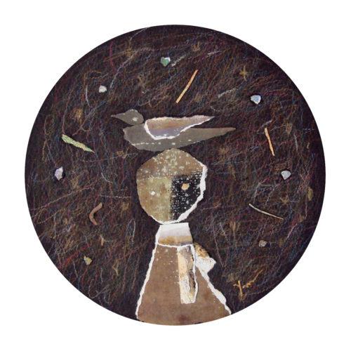 作品画像『鳥と少年』
